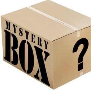Mystery box of clothing full used and like new